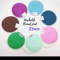 Breast Pad Ztwo 1 Pasang - Penyerap ASI berlebih cuci ulang Washable B