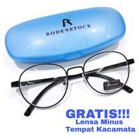 kacamata minus murah vintage kacamata wanitaPria kualitas Premium