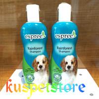 shampoo anjing espree rainforest 354 ml
