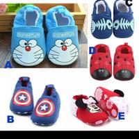 Sepatu Bayi Prewalker SOL Anti Slip Import Korean Kartun Lucu Keren Ba