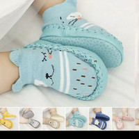 Sepatu Bayi Korea / Prewalker Baby Anti Slip Shoes dg Kuping