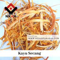 Kayu secang 250 gram - Orange, Potongan Serut