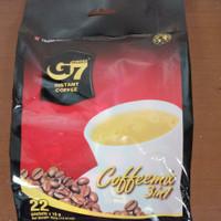 Kopi Vietnam: G7 3-in-1 Instant Coffee (Isi 50) - 22 Pack