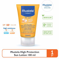 SALE MUSTELA Baby Infant High Protection Sun Lotion SPF50 100ml