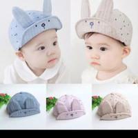 Topi Bayi Hiasan Kuping Telinga Kelinci - Topi Rabbit Baby Hat