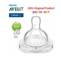 Dot Botol Susu Avent Classic+ Botol Susu Philips Avent 1m 1m+
