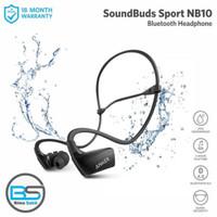 ANKER EARPHONE SPORT BLUETOOTH SOUNDBUDS HEADSET BLUETOOTH HEADPHONE
