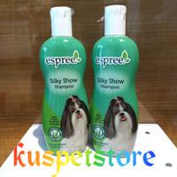 shampoo anjing espree silky show 354 ml
