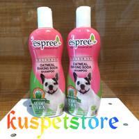 shampoo anjing espree oatmeal baking soda 355ml