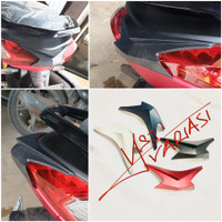 Yamaha nmax 2020 cover stoplamp nmax 2020 tempel ducktail nmax 2020