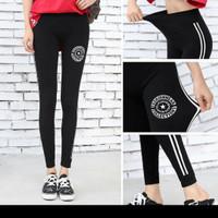 Korean Sport Leggings / Celana Legging / Celana Olahraga (Fashionwear)