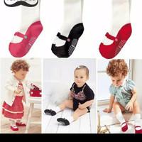 Kaos Kaki Bayi Perempuan Motif Sepatu - Girl Socks