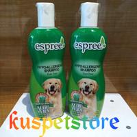 shampoo anjing/espree hypo-allergenic 355 ml