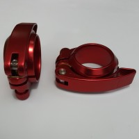Clamp seatpost sepeda lipat size 40.8 mm alloy