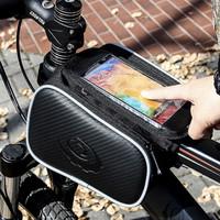Tas sepeda roswheel waterproof bike bag smarphone hp holder lipat