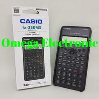 Casio FX-350MS - Scientific Kalkulator Sekolah Calculator Kuliah