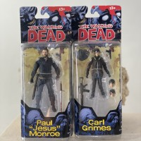 The Walking Dead Comic Figure McFarlane Daryl and Carl Set