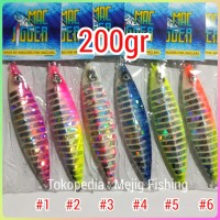 Metal Jig Koika 200gr by Mac Jigger