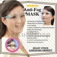 Face Shield Kacamata Medis Pelindung Wajah Safety Face Shield Nagita