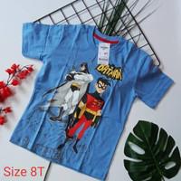 Oshkosh batman kaos anak superhero edition