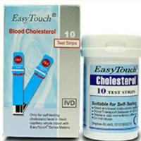 Strip Easy Touch Kolestrol / Easy Touch Cholestrol / Refil Kolestrol