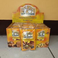[1pack isi 4sachet] SAF INSTANT GOLD Label Ragi Kering Instant 11 gram