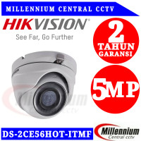 CAMERA CCTV INDOOR HIKVISION 5MP DS-2CE56HOT-ITMF