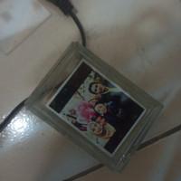 gantungan kunci costum foto
