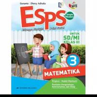 ESPS: MATEMATIKA SD/MI KLS.III/K13N