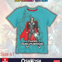 Oshkosh Thor kaos anak super hero