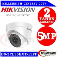 CAMERA CCTV INDOOR HIKVISION DS-2CE56HOT-ITPF 5MP