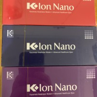 K-ION NANO K-LINK ORIGINAL KACAMATA KESEHATAN WARNA RED,BLUE,PURPLE