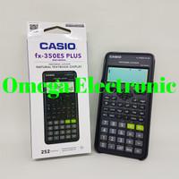 Casio FX-350ES PLUS Scientific Calculator Kalkulator Sekolah Kuliah