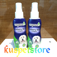 parfum anjing/kucing-espree blueberry bliss cologne 118 ml
