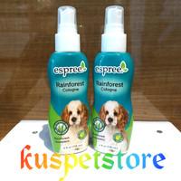 parfum anjing/kucing-espree rainforest cologne118ml