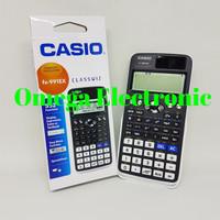 Casio FX 991 EX - Scientific Kalkulator FX-991EX Calculator Kuliah