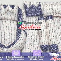 Baby Nest Kasur Jinjing Set Bedcover Lengkap