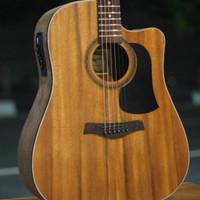 Gitar akustik elektrik Tuner Camwood IWC-245 NSK ORI