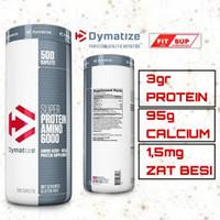 AMINO DYMATIZE 500 tab Super Amino 6000 protein amino