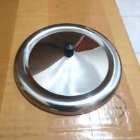 Glass Lid Tanica D12cm, Tutup Gelas, Glass Cover