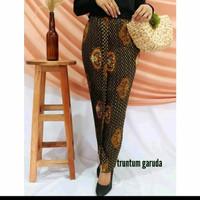 Rok plisket batik truntum garuda