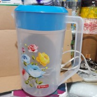 teko listrik plastik lionstar (k3 water jug )2,1liter