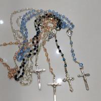 kalung rosario Krisatal 6m / Kalung Rosario