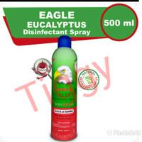 CapLang Eagle Eucalyptus Disinfektant Spray 500ml *READY lgs diorder!