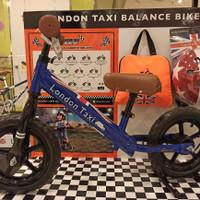 Sepeda Anak LONDON TAXI Balance Bike Kick Bike Import Kids Bike