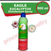 Eagle Aroma Natural Eucalyptus Disinfektant Spray 500ml