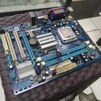 motherboard gigabyte G41 soket 775 DDR3