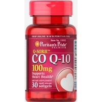 Puritans pride vitamin C-OQ 10 /100 mg /30 caps Original USA