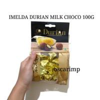 IMELDA DURIAN CHOCOLATE 100G CIOCOLATO COKLAT MALAYSIA
