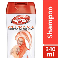 lifebuoy shampoo 340ml